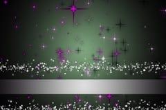 Wonderful Christmas background design Stock Images