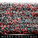 Wonderful Christmas background design Royalty Free Stock Photography