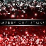 Wonderful Christmas background design Royalty Free Stock Images