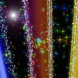 Wonderful Christmas background design. Illustration with stars and snowflakes Royalty Free Stock Image