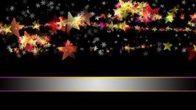 Wonderful Christmas background design Stock Photos