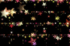 Wonderful Christmas design illustration with stars. Wonderful Christmas background design illustration with stars Stock Photography