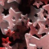 Wonderful Christmas design with stars. Wonderful Christmas background design illustration with stars Stock Photos
