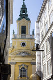 Wonderful Church in Vienna Royalty Free Stock Photo