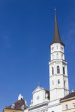 Wonderful Church in Vienna Stock Images