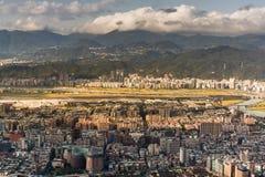 Wonderful city Stock Image