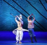 "The wonderful clarinet -Dance drama ""The Dream of Maritime Silk Road"" Royalty Free Stock Image"