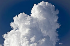 Wonderful clouds. In the sky Royalty Free Stock Images