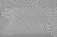Wonderful curve line pattern close up. On ceramic back side royalty free stock photos