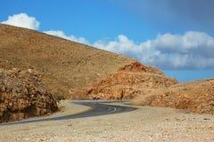 Wonderful day in the desert. Stock Photos