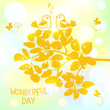 Wonderful day Royalty Free Stock Images