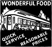 Wonderful Food Royalty Free Stock Photo