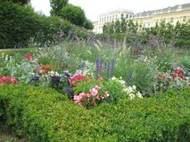 a wonderful garden in vienna royalty free stock images