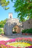 Villa Rufolo royalty free stock image