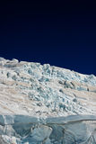 Wonderful glacier - New Zealand Stock Photography