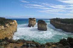 Wonderful Great Ocean Road Melbourne Victoria Australia Royalty Free Stock Photography