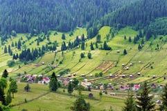 Wonderful hilly landscape Stock Photo