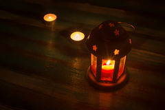 Wonderful light. Royalty Free Stock Image
