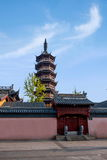 Wonderful light tower of Wuxi South Royalty Free Stock Photos