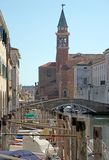 Chioggia Venice Italy little paradise stock photos