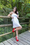 Wonderful Model Royalty Free Stock Photos