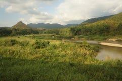 Wonderful nature scene in Chiangmai Royalty Free Stock Image