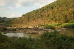 Wonderful nature scene in Chiangmai Royalty Free Stock Photos