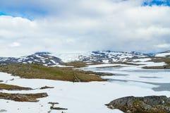 Wonderful nordic landscape Royalty Free Stock Photos
