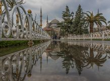 The wonderful Old Town Istanbul, Turkey royalty free stock image