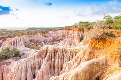 Marafa Canyon - Kenya Stock Photos