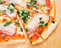 Wonderful pizza Stock Image