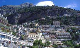 Wonderful positano Royalty Free Stock Images