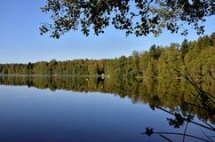 Wonderful reflection Stock Photo