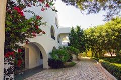 Wonderful resort in Tunisia Royalty Free Stock Photo