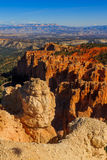 Wonderful rock formation. Bryce Canyon National Park. Utah, US. Wonderful rock formation. Bryce Canyon National Park. Utah, United States of America Royalty Free Stock Image