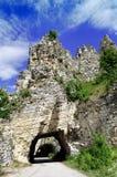 The Wonderful Rocks. Of Tsonevo dam in Bulgaria Royalty Free Stock Photo