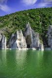 The Wonderful Rocks. Of Tsonevo dam in Bulgaria Royalty Free Stock Photos