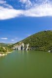 The Wonderful Rocks. Rock formation in Bulgaria Stock Image