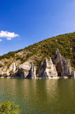 The Wonderful Rocks. Rock formation in Bulgaria Royalty Free Stock Images