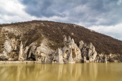 The Wonderful Rocks. Rock formation Wonderful Rocks '' in Bulgaria royalty free stock photo