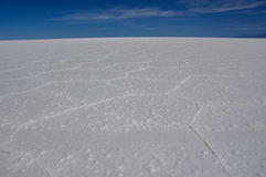Wonderful Salar de Uyuni, Bolivia Stock Photos