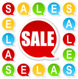 Wonderful Sale. Tag on white background Stock Photo