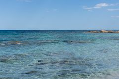 Costa Smeralda holidays stock photo