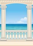 Wonderful sea view Stock Photo