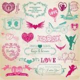 Love Set Royalty Free Stock Photos