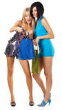 Wonderful shopping Stock Images