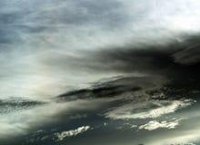Wonderful sky. A wonderful cloudy sky Royalty Free Stock Photos