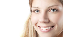 Wonderful smile Royalty Free Stock Image
