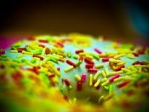 Wonderful Sprinkle Doughnut Royalty Free Stock Photo