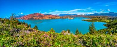 Wonderful Torres del Paine National πάρκο, Χιλή, Παταγωνία στοκ φωτογραφία
